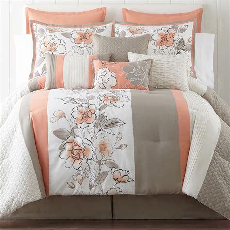 comforter set deals deals home expressions grace 10 pc comforter set limited