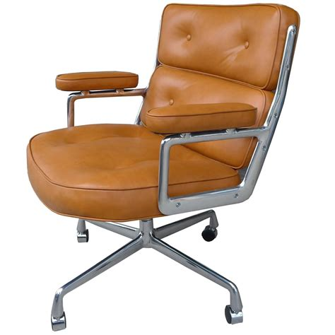 leather oversized chair oversized time executive office chair in butterscotch leather at 1stdibs