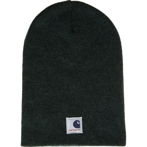 carhartt knit hat carhartt knit hat in green for lyst