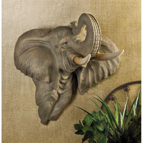 home decor elephants elephant wall decoration wholesale at koehler home decor