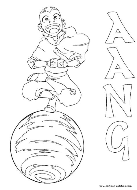 momo avatar coloring pages coloring pages