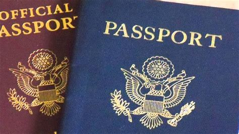 picture of a passport book difference between passport book and passport card
