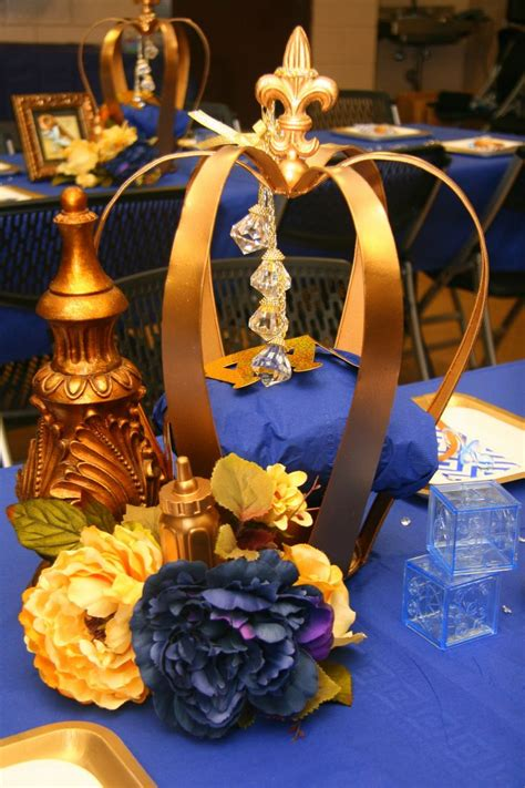 prince baby shower centerpieces prince baby shower centerpieces 28 images 25 best