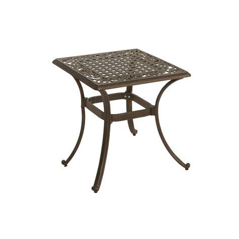home depot patio table martha stewart living miramar patio side table