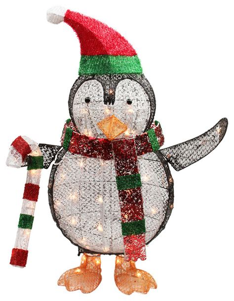 penguin lights decorations lighted penguin decorations 28 images 32 quot lighted