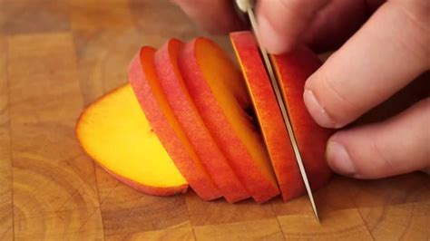 slice of food wishes recipes how to slice a ripe random