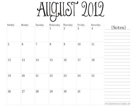 calendar august 2012 new calendar template site
