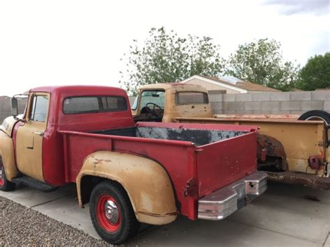 1956 Ford F100 Parts by 1956 Ford F100 1956 F200 Parts Truck