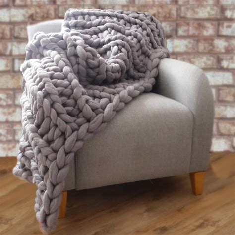 how to end a knitted blanket yarnscombe chunky knitted throw by aston