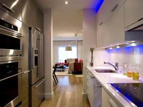 ideas for small galley kitchens pictures of small kitchen design ideas from hgtv hgtv
