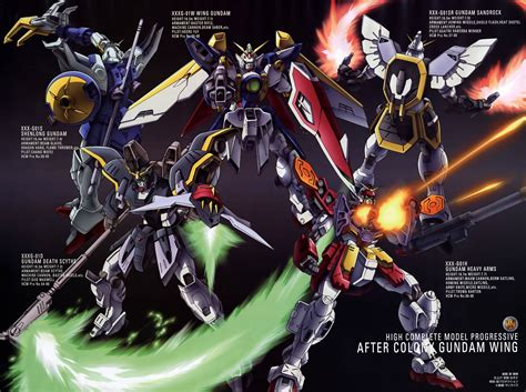 gundam wing gundam wing wallpapers wallpaper cave