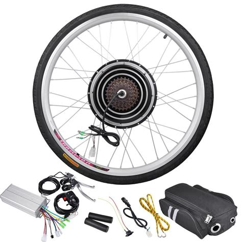 Electric Bike Motor by 500 Watt 26 Inch Rear Wheel Electric Bicycle Motor Kit 36v