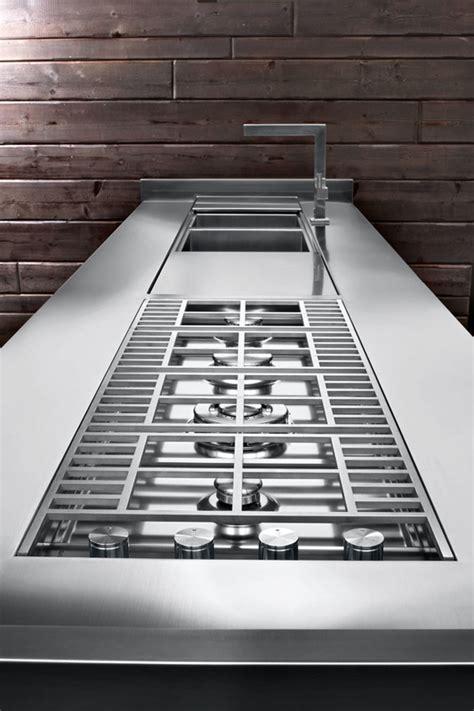 German Design Kitchens barazza flush fitted hobs true handleless kitchens co uk