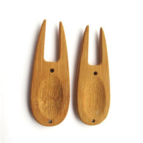 wood wholesale cheap wood golf divot tools wholesale longfieldgolftee