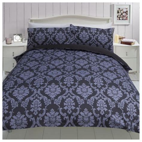 tesco single bedding sets buy damask print duvet set from our king duvet covers