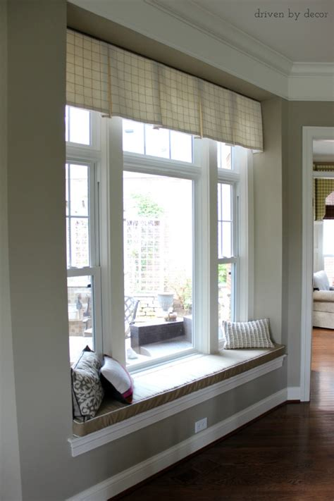 Blinds For Bow Windows Ideas window treatments for those tricky windows driven by decor