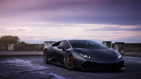 Car Wallpapers Hd Lamborghini Desktop by Lamborghini Huracan On Adv1 Wheels 3 Wallpaper Hd Car
