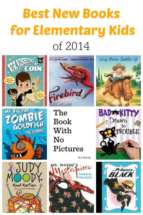 picture books for students best new books for elementary students of 2014