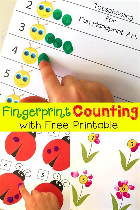 free printable crafts for 25 best ideas about counting activities on