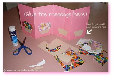mothers day cards toddlers can make what s new in crafts
