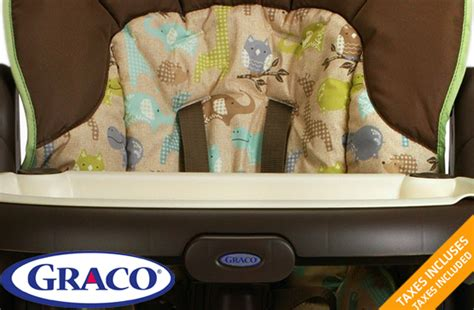 graco 174 meal time high chair 42 offered on tuango ca