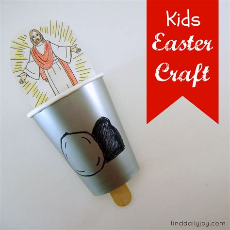 church crafts for easter craft tutorial find daily