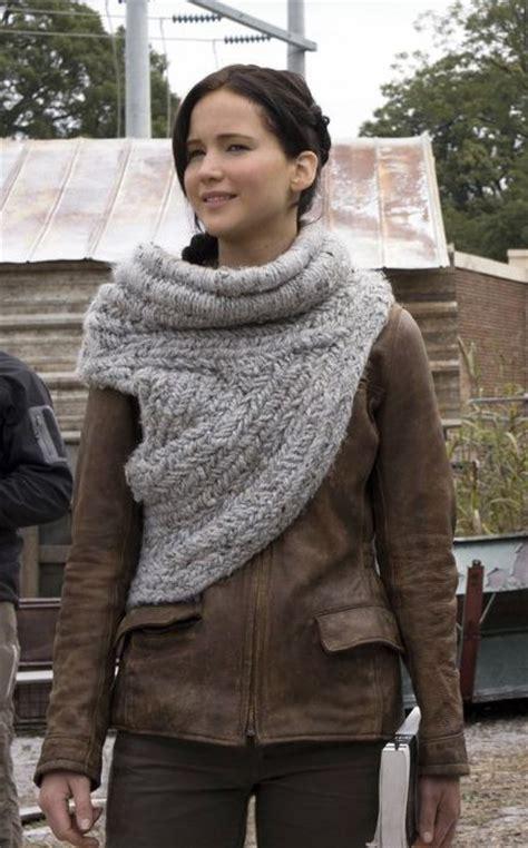 katniss knitted cowl pattern katniss everdeen scarf wrap free pattern http m