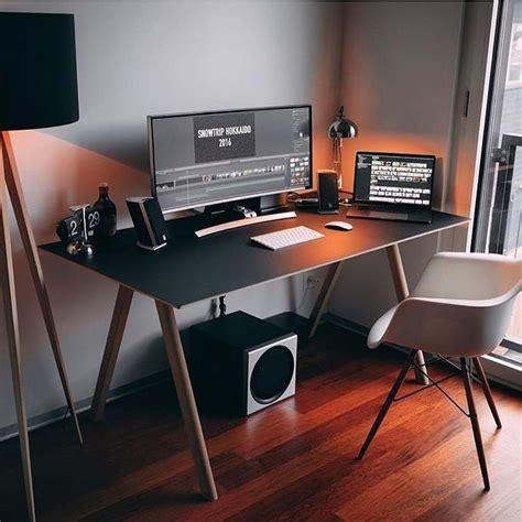 office desk setup ideas best 25 gaming desk ideas on gaming computer