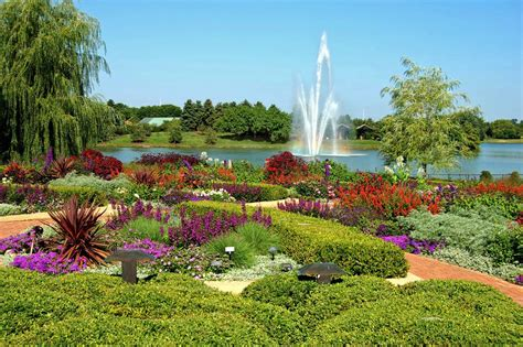 chicago botanic garden panoramio photo of chicago botanic garden