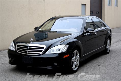 2008 Mercedes S550 For Sale by Ideal Cars Used 2008 Mercedes S550 4matic Amg