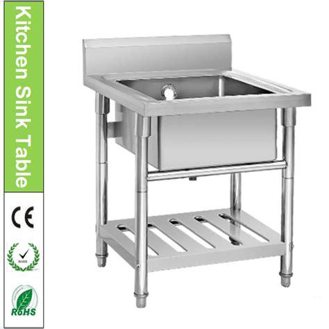 freestanding kitchen sinks professional free standing kitchen sink kitchen project