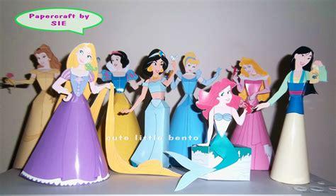disney paper crafts paper princess crafts