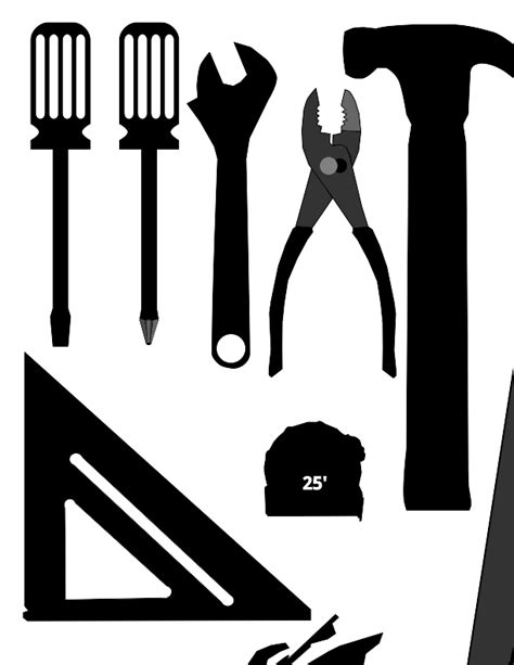 woodworking clip free pictures of carpentry tools cliparts co