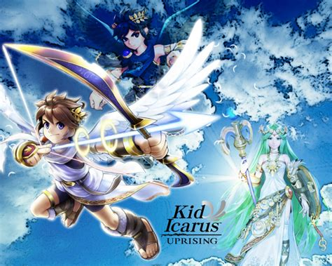 kid icarus uprising join the uprising against the underworld today user