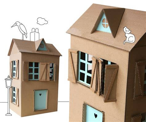 how to make a small house 5 ways to make a dollhouse petit small