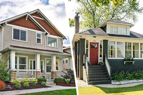 craftsman homes would you rather new or vintage craftsman homes real
