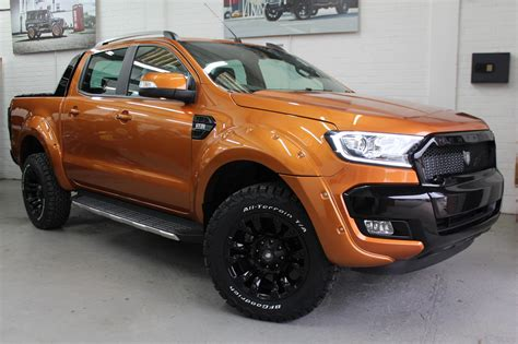 Ford Ranger 4x4 by Used 2018 Ford Ranger Wildtrak 4x4 Dcb Tdci For Sale In