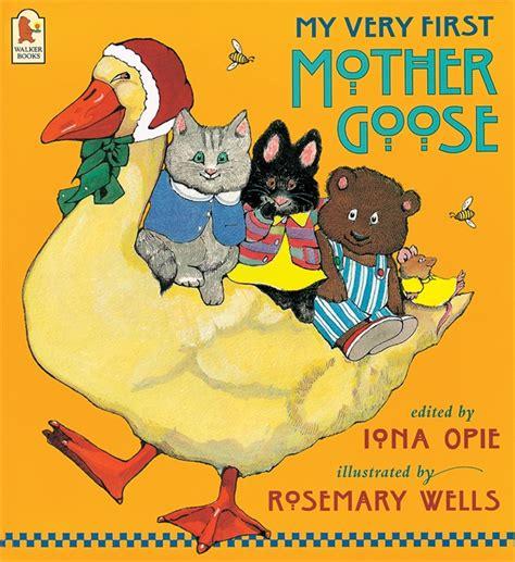Opie Nursery Rhymes by Walker Books My Very First Mother Goose