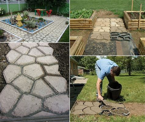 patio paver molds patio paver molds home design ideas and pictures