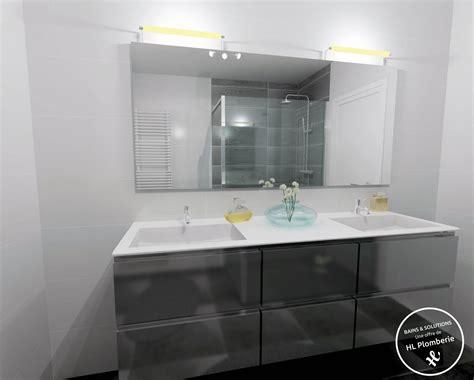 fabulous le projet en perspective d with salle de bain 3d ikea