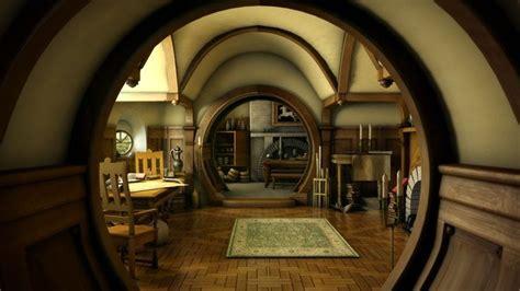 hobbit home interior bilbo s house bag end the hobbit homes