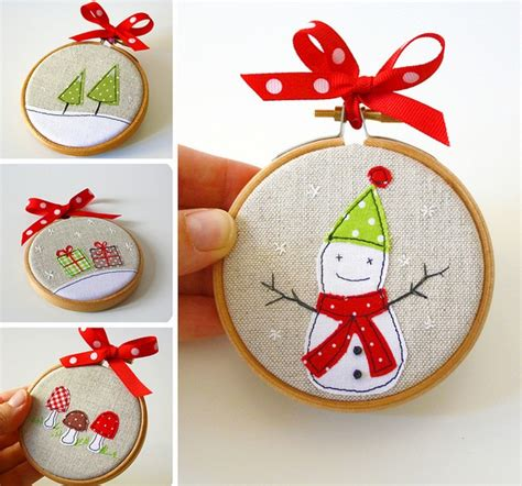 handmade ornament ideas diy ornament ideas 20 pics