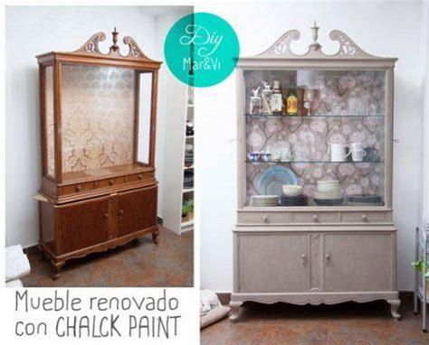 chalk paint en muebles modernos las 25 mejores ideas sobre muebles viejos en