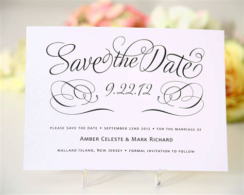 how to make save the date cards save the date cards templates for weddings