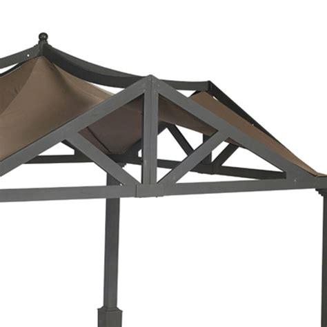 lowes pergola canopy lowes garden treasures 10 x 10 pergola replacement canopy