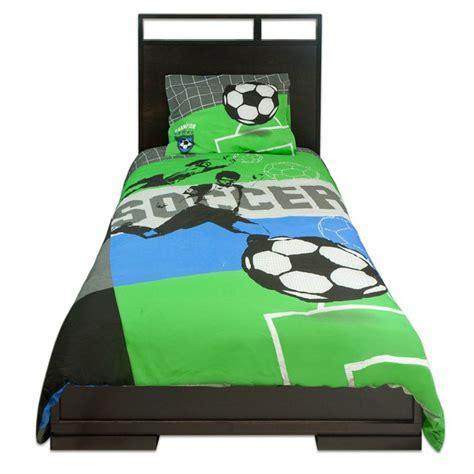 soccer bed sets soccer bedding rooms comforter