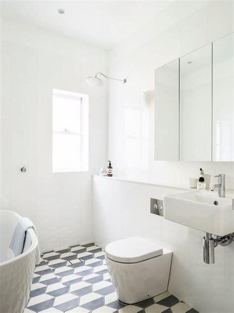 Black And White Themed Bathroom 35 modern bathroom ideas for a clean look