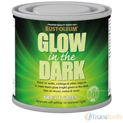 glow in the paint to buy rust oleum glow in the bright green brush paint