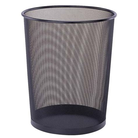 small waste basket mesh waste basket in small trash cans