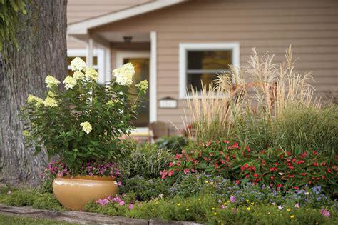 front yard flower garden front yard flower bed ideas for beginners hgtv